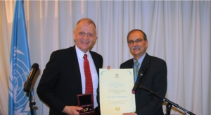 Canatu Founder First Finnish Recipient of UNESCO Nanosciences Medal