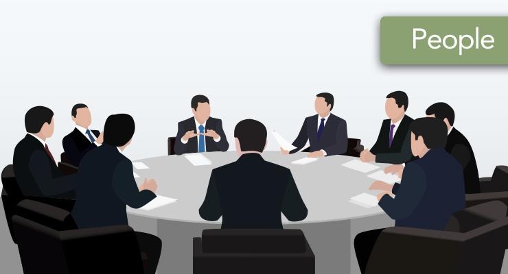 CHEMARK Makes Organizational Change