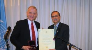 Professor Esko Kauppinen is First Finnish Recipient of a UNESCO Nanosciences Medal