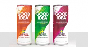 Good Idea Launches Beverage to Address Blood Sugar Spikes