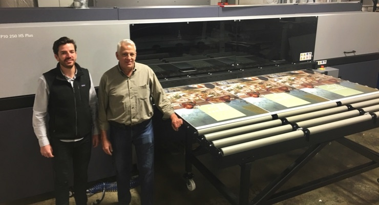 Lake Graphics Label & Sign Company adds Durst Rho P10 250 HS Plus