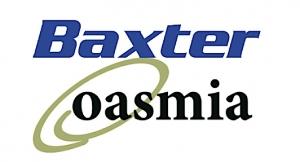 Baxter, Oasmia Ink Apealea Commercial Mfg. Pact