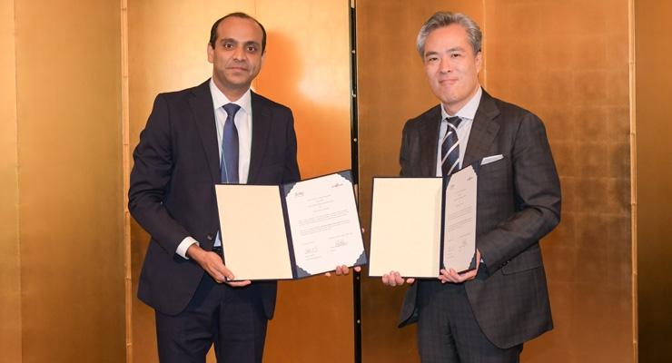 Sabinsa Signs Memorandum of Understanding with Japan External Trade Organization