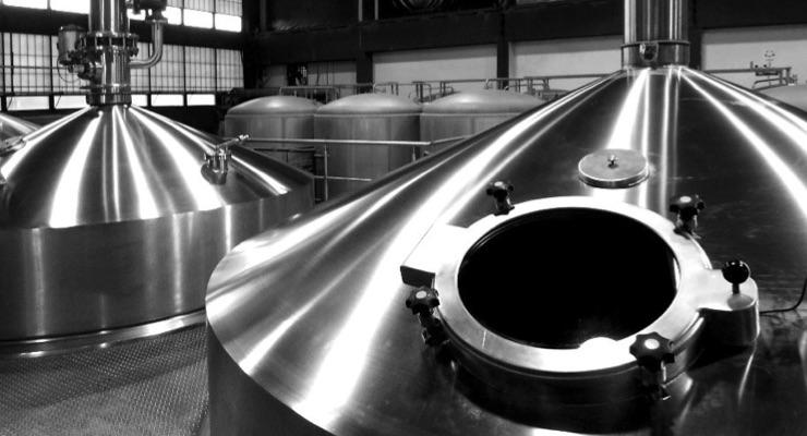 Belzona Coats Brewery Tanks