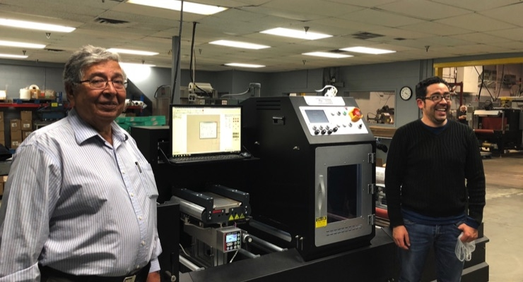 Abeilles Busy Bees brings label printing in-house with Arrow Systems