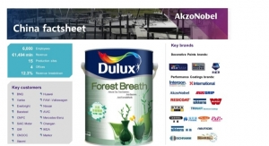 AkzoNobel Acquires Full Ownership of Chinese Decorative Paints Joint Venture