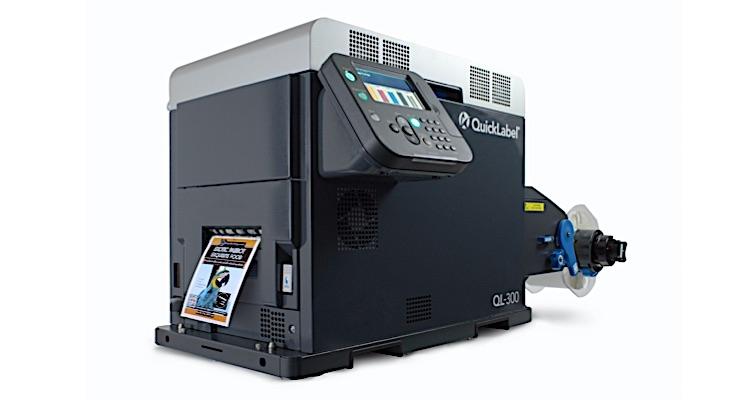AstroNova unveils 5-color label printer