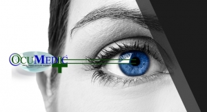 OcuMedic Inc. Granted European Patent for Contact Lens Drug Delivery System