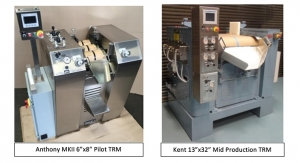 Repeatability and Three Roll Mills