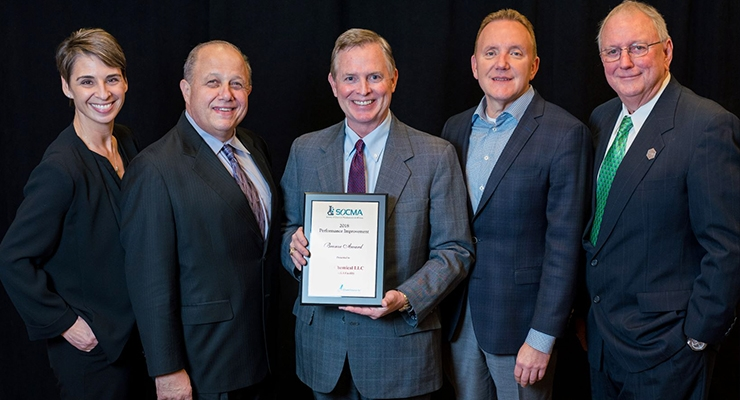 MFG Chemical Receives Plant Safety Performance Improvement Honor