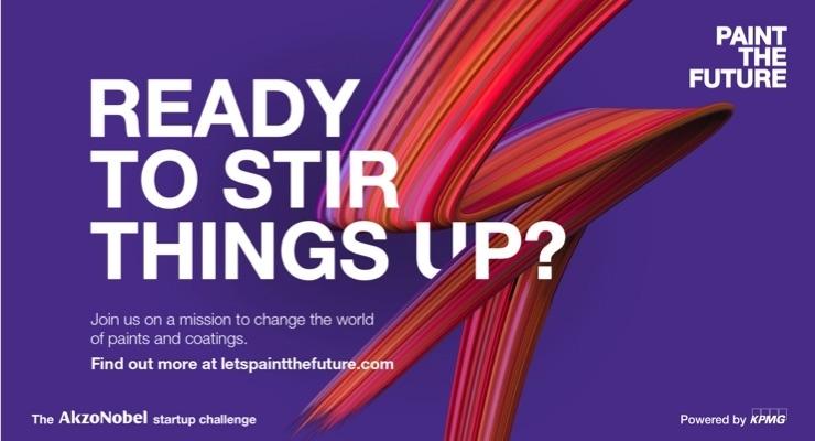 AkzoNobel Startup Challenge Begins