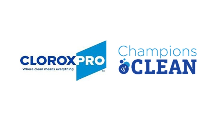 CloroxPro Launches Champions of Clean Contest