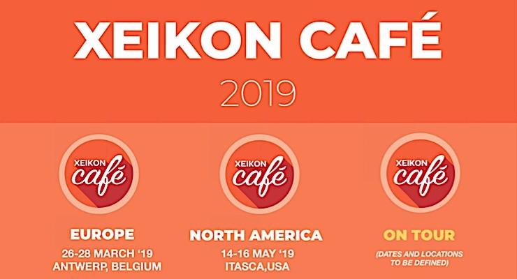 Xeikon plans multiple events for 2019