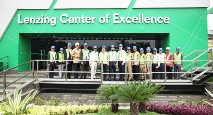 Lenzing Center of Excellence Opens in Indonesia