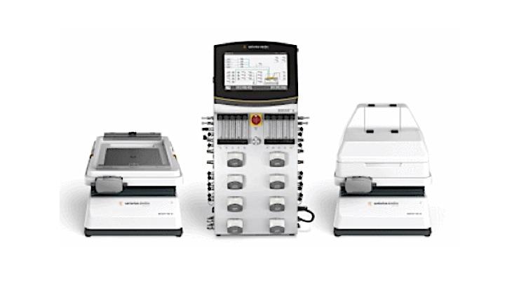 Sartorius Launches BIOSTAT RM TX Bioreactor