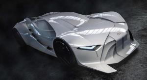 Full Scale 3D Printed Concept Car Debuts at FAI
