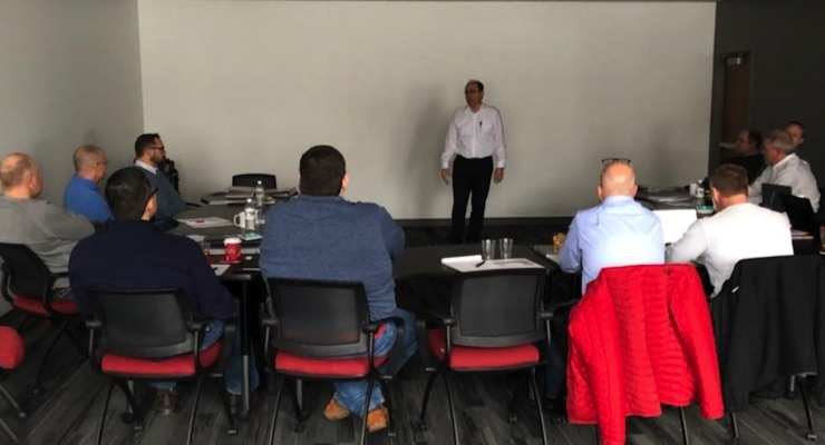 Kocher + Beck USA holds annual sales meeting