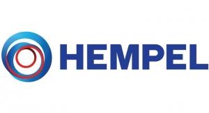 Hempel: 35,000m2 of Steel Coated in 60 Seconds