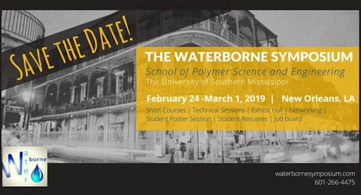 Waterborne Symposium Announces 2019 Expert Panel Session