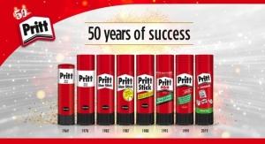 Pritt Celebrates 50th Anniversary