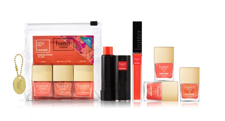 Butter London Rolls Out Pantone Collection