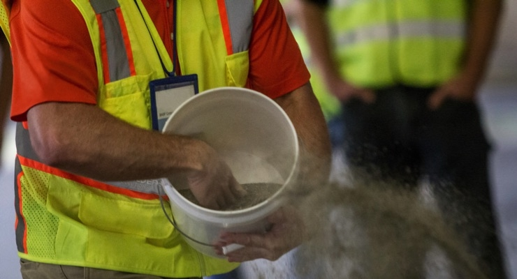 BASF Launches MasterSeal 940DR, 941DR Respirable Crystalline Silica-free Aggregates