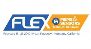 2019FLEX Showcases Growth of Sensors, Wearables