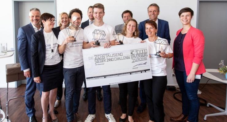 Vetter grants award for the Open Innovation Challenge