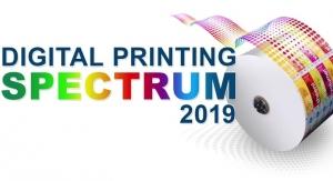 Domino announces confirmed exhibitors for Digital Printing Spectrum 2019