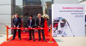 Axalta Opens its Largest Refinish Training Center in India