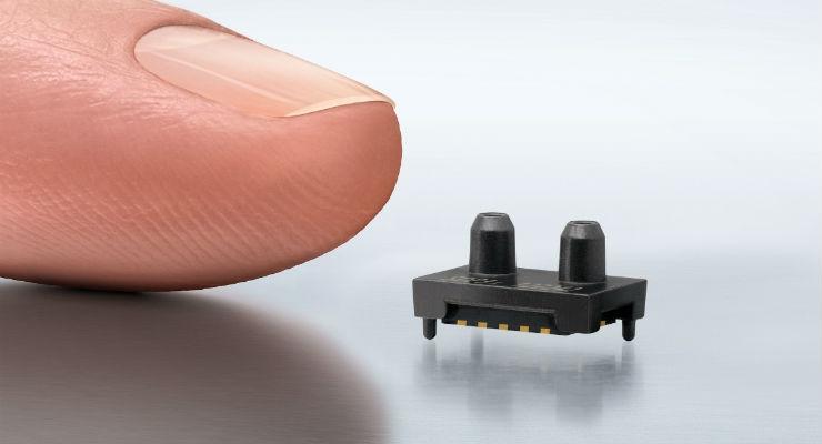 Flow Measurement in Smart Inhalers for Connected Drug Delivery