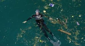 SCJ Unveils 100% Recycled Ocean Plastic Bottle