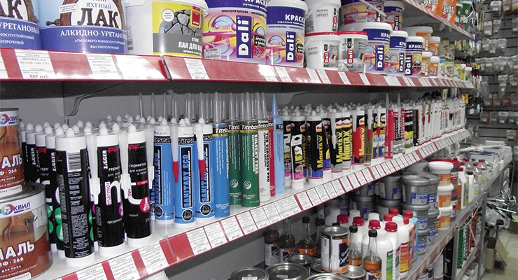 Russia Wants to Eliminate Import  Dependency in Coatings Industry