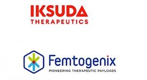 Iksuda Therapeutics, Femtogenix Ink ADC Pact