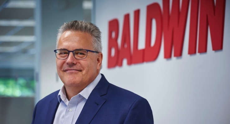 Q&A with Vince Balistrieri, president of Baldwin Vision Systems