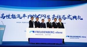 Freudenberg & Vilene Start Up Production Line in China