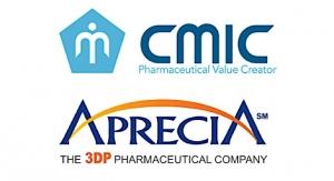 Aprecia, CMIC Enter 3DP Pact in Japan