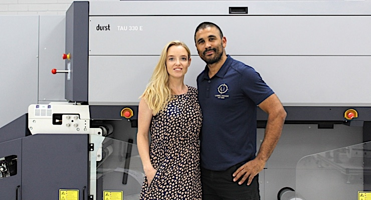 Label Image chooses Durst Tau 330 E press