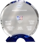 Applied Materials Receives Intel's 2018 Preferred Quality Supplier Award