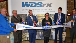 WDSrx Holds Ribbon-Cutting at New Facility