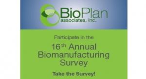 BioPlan Benchmarks the State of Biopharma Mfg.