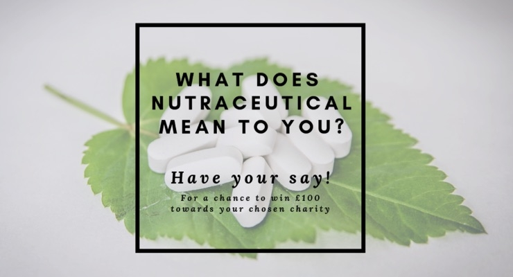 What Does the Term 'Nutraceutical' Mean to You?