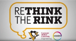 Pittsburgh Penguins, Covestro, Carnegie Mellon Launch Year 2 of 'Rethink the Rink