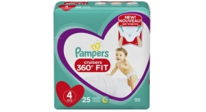 Pampers Launches No-Tape Diaper Pants in the U.S.