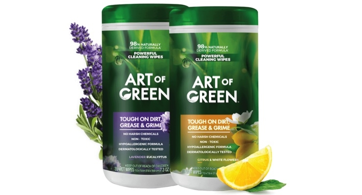 Art of Green Multipurpose Cleaners Launch