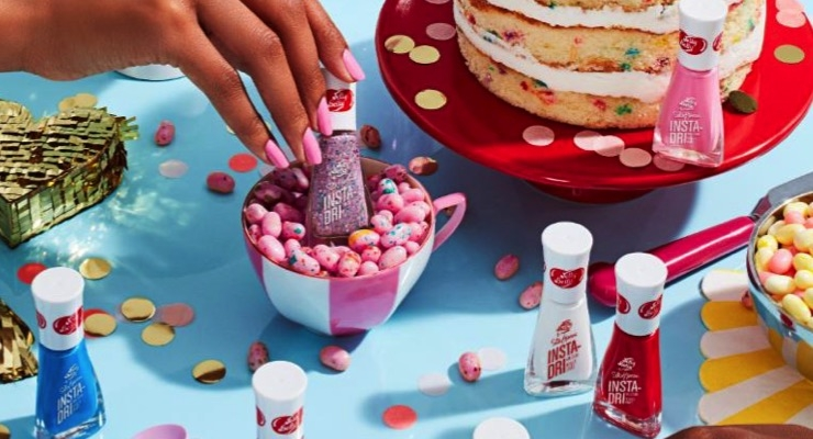 Sally Hansen Teams Up With Jelly Belly