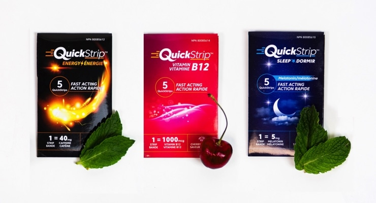 QuickStrip Technology Offers 'Quick, Convenient, Precise, and Discreet' Delivery