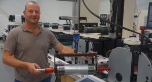Aztec Label improves its diecutting with AccuStrike