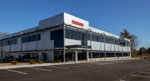 maxon motor Opens New Manufacturing Facility
