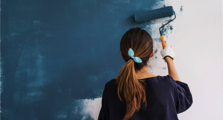 Nouryon Ingredient Enhances Stability of VOC-free Paint at Low Temperatures